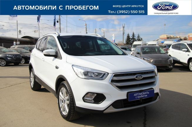Ford Kuga, 2017 год, 1 463 000 руб.