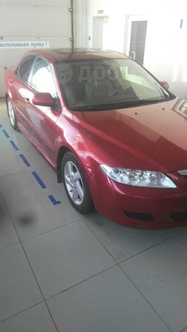 Mazda Mazda6, 2003 год, 370 000 руб.