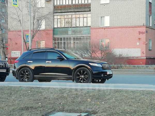 Infiniti FX35, 2003 год, 560 000 руб.