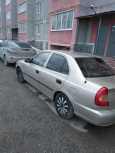 Hyundai Accent, 2004 год, 218 000 руб.