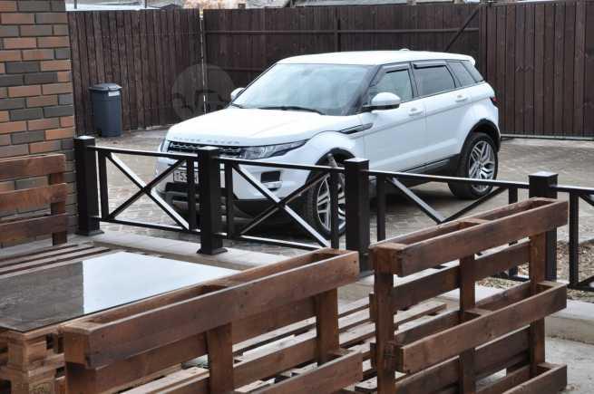 Land Rover Range Rover Evoque, 2014 год, 1 300 000 руб.