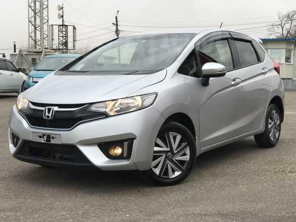 Honda Fit, 2016 год, 619 000 руб.