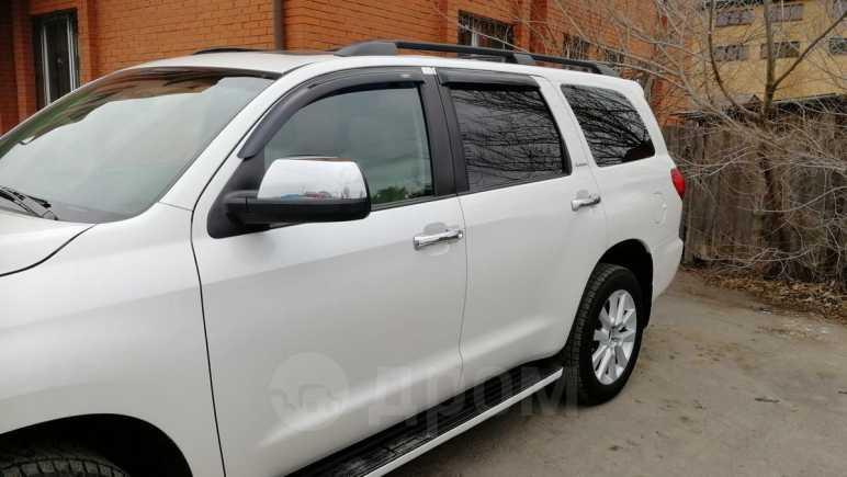 Toyota Sequoia, 2009 год, 2 100 000 руб.