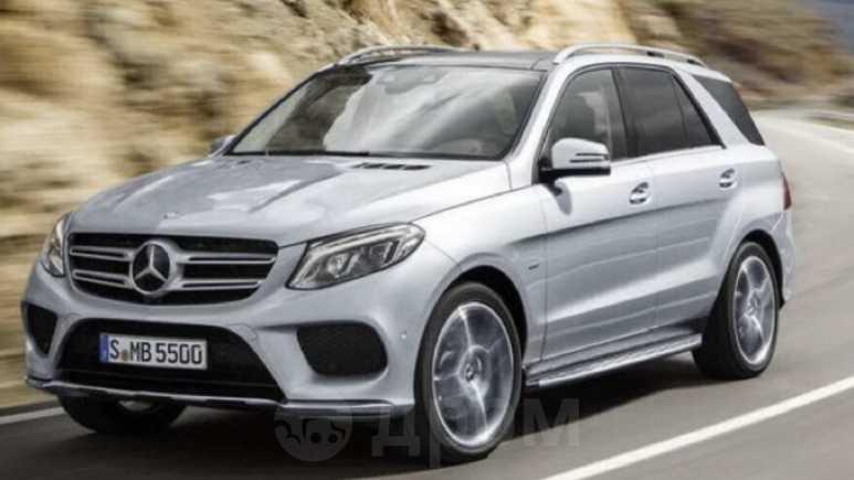 Mercedes-Benz GLE, 2015 год, 3 270 000 руб.