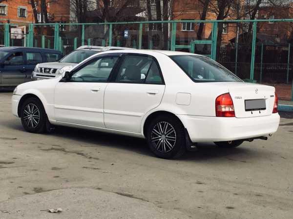 Mazda Familia, 1998 год, 169 000 руб.