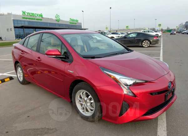 Toyota Prius, 2017 год, 1 690 000 руб.