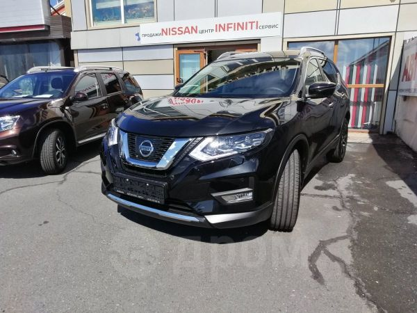 Nissan X-Trail, 2018 год, 2 040 000 руб.