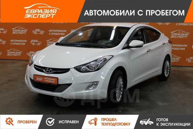 Hyundai Avante, 2011 год, 587 000 руб.