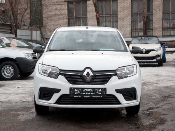 Renault Logan, 2019 год, 602 000 руб.