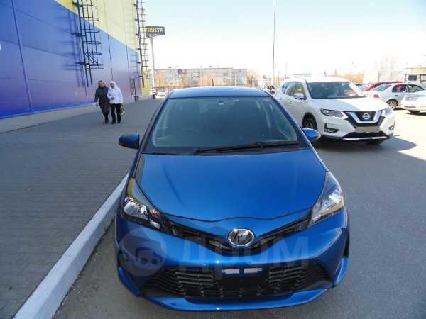 Toyota Vitz, 2014 год, 649 000 руб.