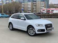 Челябинск Audi Q5 2013