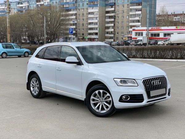 Audi Q5, 2013 год, 1 310 000 руб.