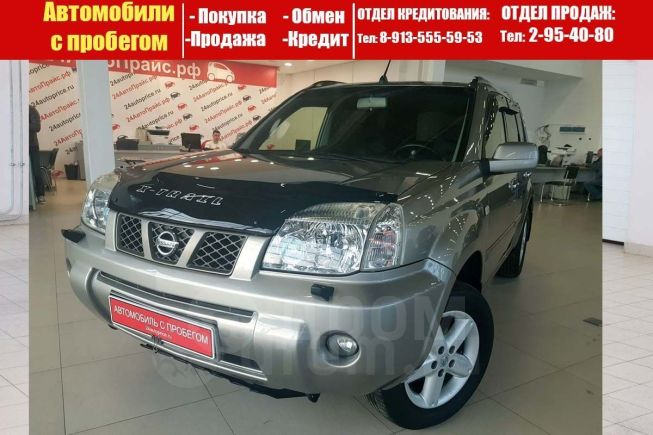 Nissan X-Trail, 2004 год, 537 000 руб.