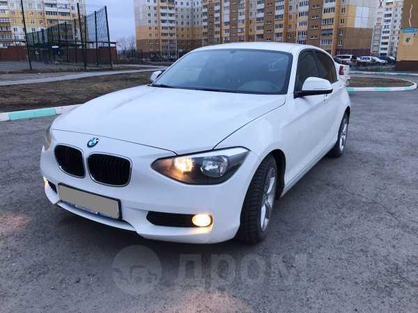 BMW 1-Series, 2013 год, 660 000 руб.