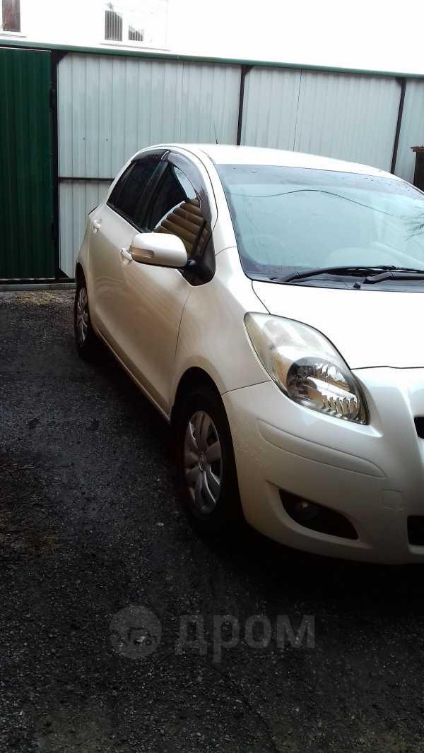 Toyota Vitz, 2009 год, 355 000 руб.