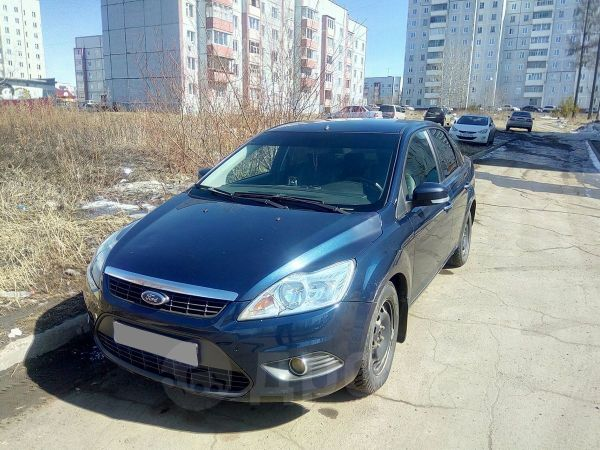Ford Focus RS, 2009 год, 320 000 руб.