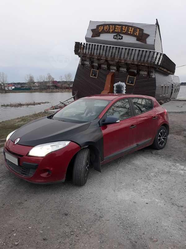 Renault Megane, 2011 год, 300 000 руб.