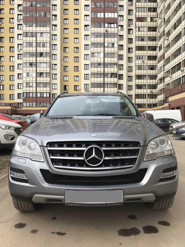 Mercedes-Benz M-Class, 2010 год, 1 130 000 руб.