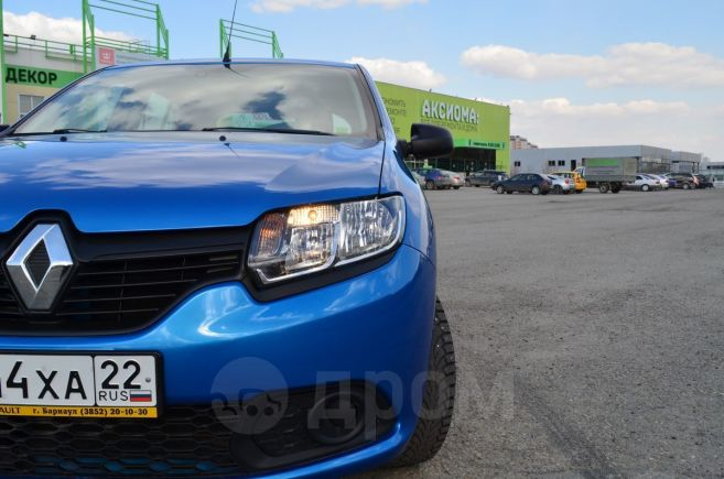 Renault Sandero, 2014 год, 445 000 руб.