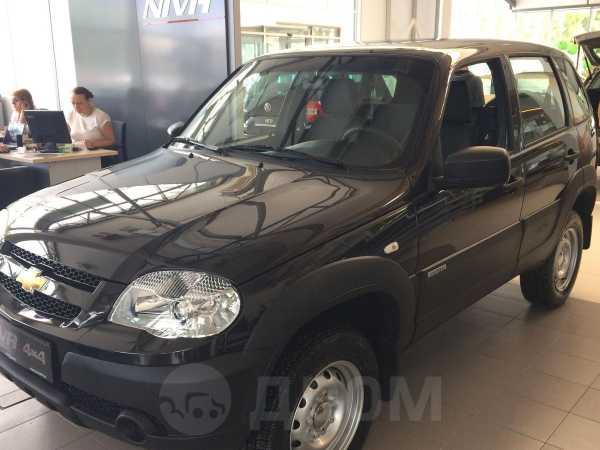 Chevrolet Niva, 2019 год, 629 000 руб.