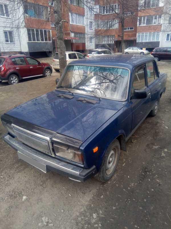 Лада 2107, 2008 год, 79 000 руб.