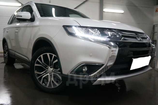 Mitsubishi Outlander, 2017 год, 1 510 000 руб.