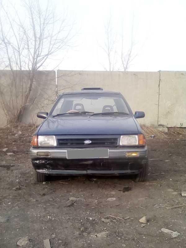 Ford Festiva, 1991 год, 35 000 руб.