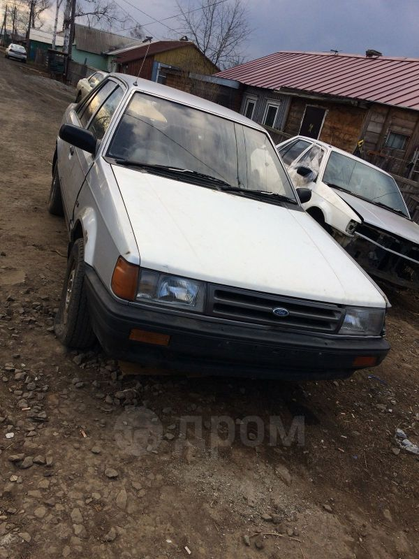 Ford Laser, 1986 год, 25 000 руб.