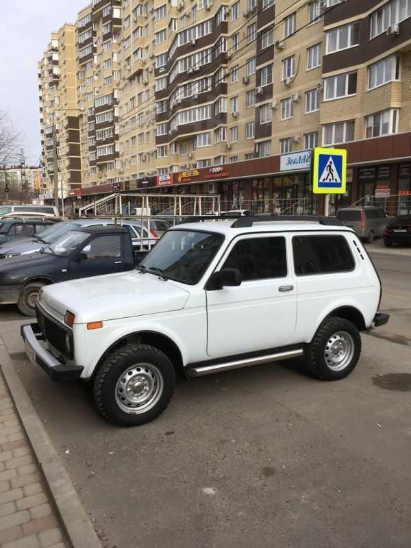 Лада 4x4 2121 Нива, 2013 год, 260 000 руб.