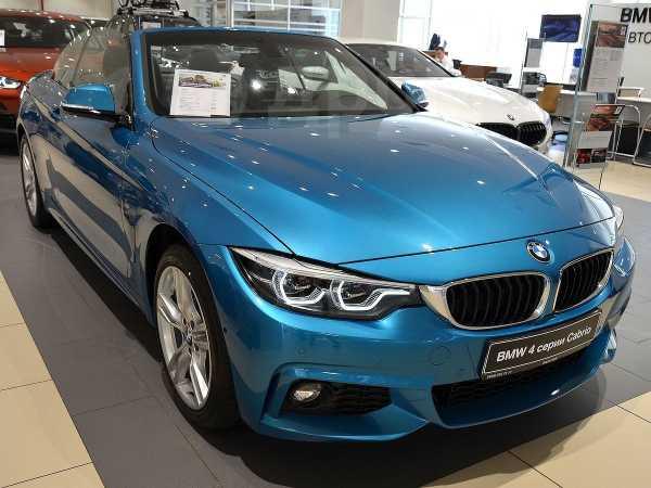 BMW 4-Series, 2019 год, 3 513 500 руб.