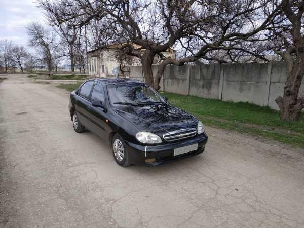 Chevrolet Lanos, 2007 год, 152 000 руб.