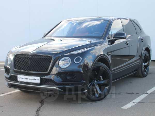 Bentley Bentayga, 2018 год, 13 090 000 руб.