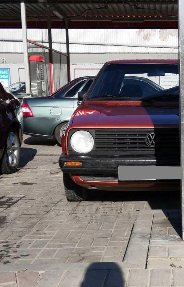 Volkswagen Golf, 1984 год, 120 000 руб.