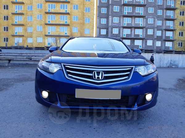 Honda Accord, 2008 год, 590 000 руб.