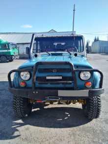 Промышленная УАЗ 3151 1997