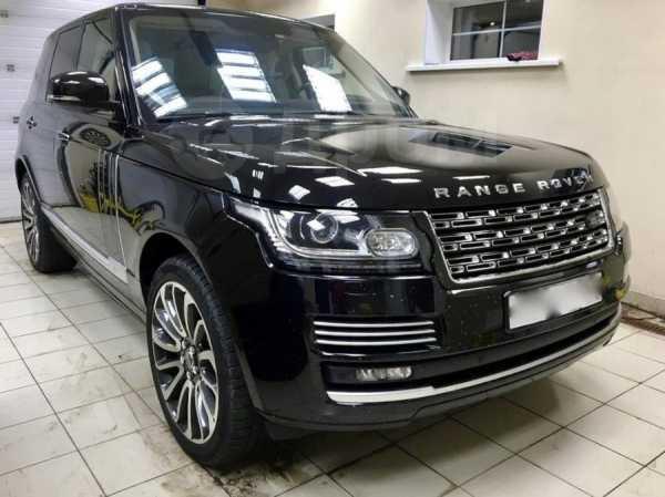 Land Rover Range Rover, 2013 год, 3 790 000 руб.