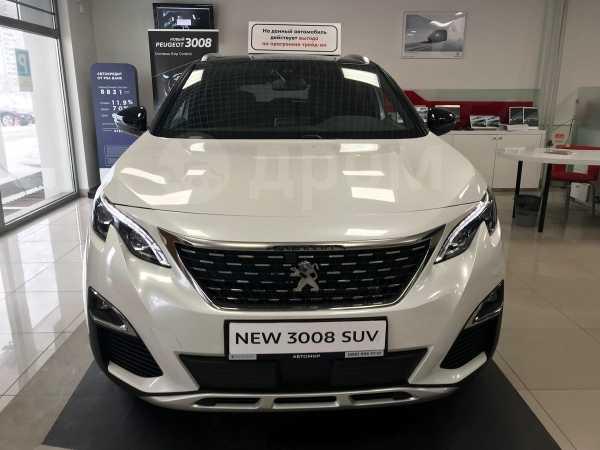Peugeot 3008, 2019 год, 2 288 000 руб.