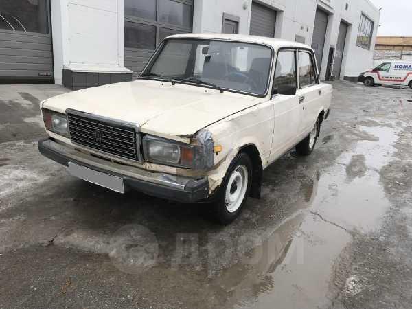 Лада 2107, 1996 год, 12 001 руб.
