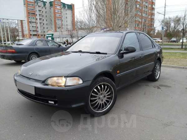 Honda Civic Ferio, 1991 год, 139 000 руб.