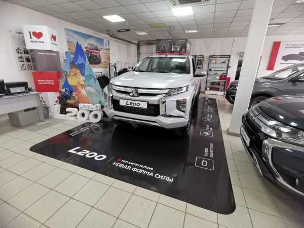 Mitsubishi L200, 2019 год, 2 425 000 руб.