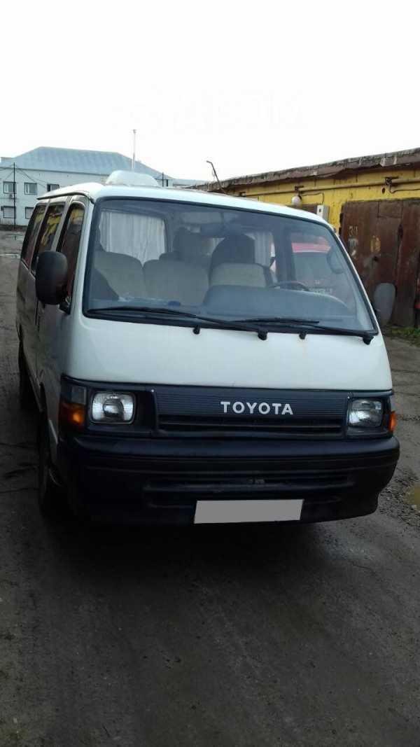 Toyota Hiace, 1991 год, 290 000 руб.