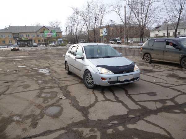 Ford Focus, 2001 год, 180 000 руб.