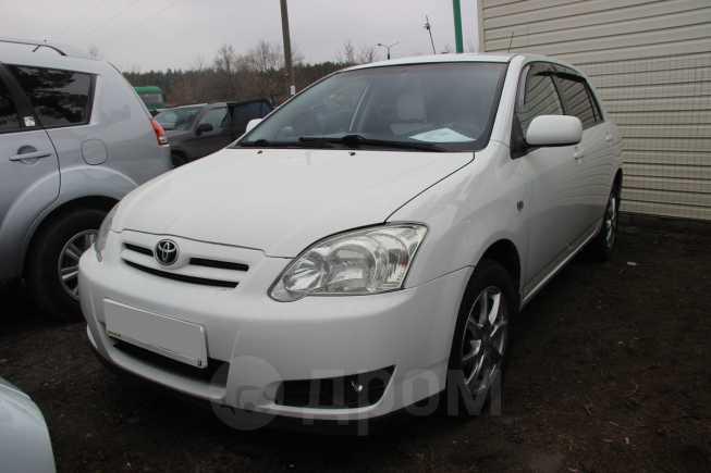 Toyota Corolla, 2006 год, 349 000 руб.
