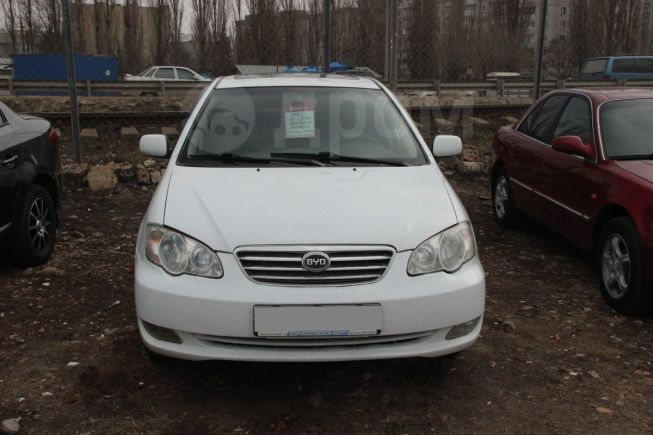 BYD F3, 2012 год, 265 000 руб.