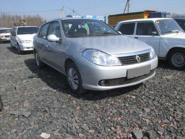 Renault Symbol, 2011 год, 295 000 руб.