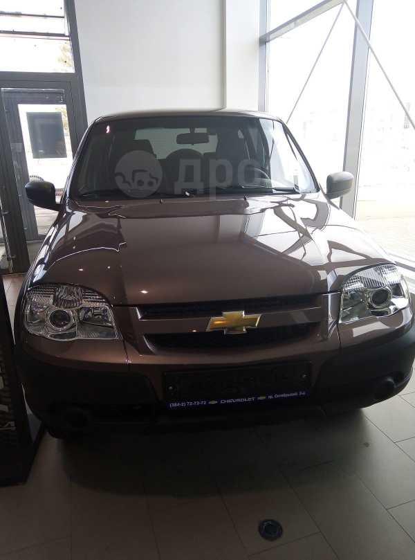 Chevrolet Niva, 2019 год, 662 000 руб.