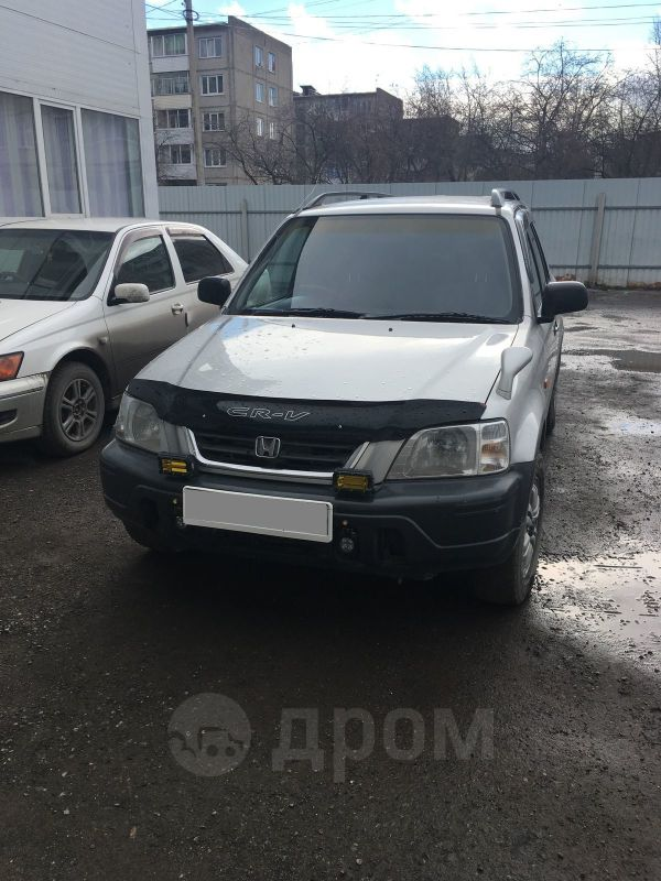 Honda CR-V, 1997 год, 230 000 руб.