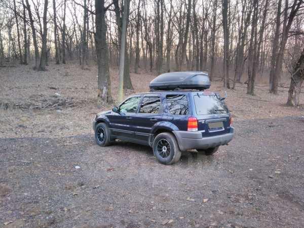 Ford Escape, 2003 год, 400 000 руб.