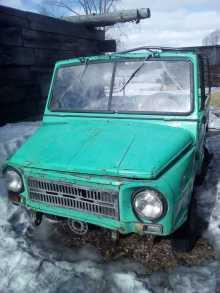 Анжеро-Судженск ЛуАЗ 1985