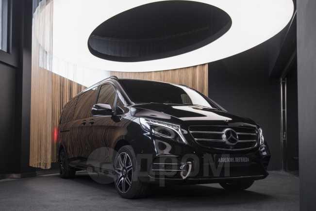 Mercedes-Benz V-Class, 2018 год, 5 680 390 руб.